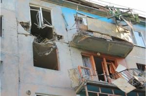 Донецк, авдеевка, разрушения, обстрел, ато, днр, восток украины