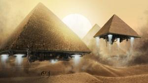 Египет, манускрипт, инопланетяне, свидетельсва, пришельцы, диск в небе, новости, находка, история