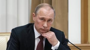 Россия, Владимир Путин, День рождение, 65-летие, Поздравление