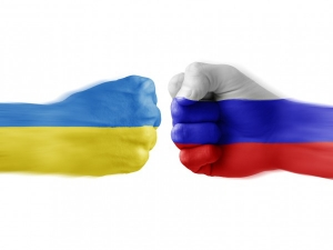 Украина, Россия, война