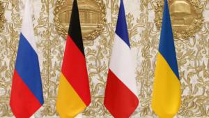 Украина, Россия, Нормандская четверка, Переговоры, Бессмертный, Яременко.