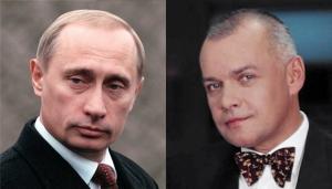 "Владимир Путин, Дмитрий Киселев, опрос, ""Лгун года"", политика, фото, новости России"