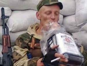 днр, боевики, алкоголь, спирт