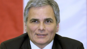 Канцлер Австрии, Файман, россия, украина, донбасс