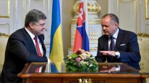 санкции, словакия, порошенко, кабмин