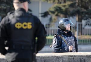 ФСБ, Госпогранслужба Украины, Российские диверсанты