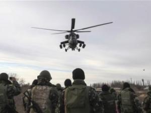 юго-восток украины, ситуация в украине, аваиация