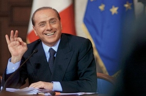 италия, берлускони, политика,