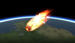 происшествия, сша, россия, космос, Космос-2491, спутник, космический мусор