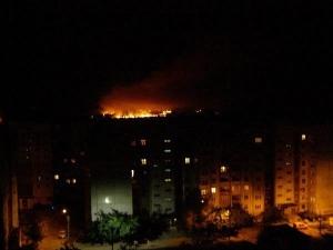 донецк, 5 ноября, петровский район, видео, обстрел