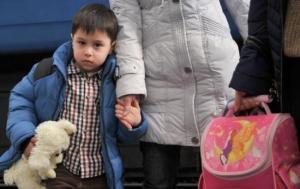 статистика ГосЧС, переселенцы, беженцы, восток Украины, оккупированный Крым, общество, политика, новости Украины