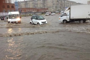 челябинск, россия, потоп, ливневые, дожди, сочи