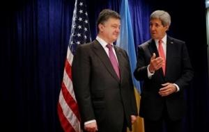 порошенко, керри, политика, общество, новости украины, оружие