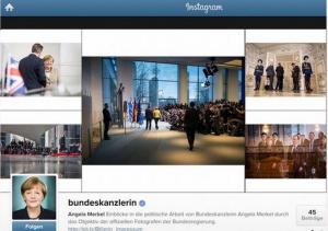 меркель, Германия, Instagram, тролли, комментарии, россия
