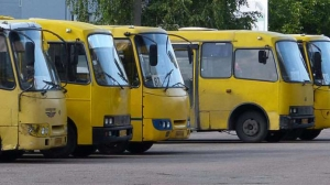 водители, акция, бойкот, авто, сила, цена, маршрутки, автомобили, всеукраинская, протест, евро, останавливают
