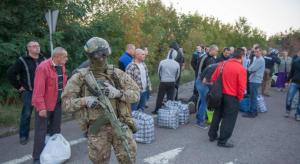 обмен пленными, ДНР, ЛНР, Украина, Киев, Донбасс, АТО, Нацгвардия, батальон, Крым, журналистка