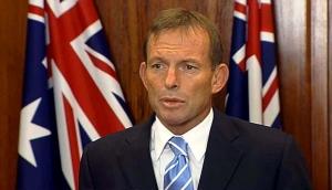 австралия, тони эббот, порошенко, всу, помощь