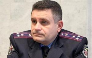 Терещук, Милиция, люстрация, начальник киевской милиции