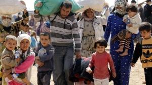 дания, убийство сирийских беженцев, мать, девочки, холодильник, трупы, беженцы, криминал, отец, происшествия, ирия