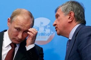 россия, нефть, путин, сечин, роснефть, скандал