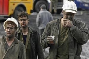 украина, волынь, шахтеры