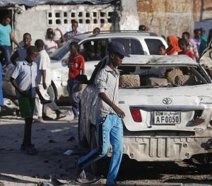 сомали, могадишо, взрыв, теракт, жертвы, погибшие, раненые, медицина, видео, происшествия