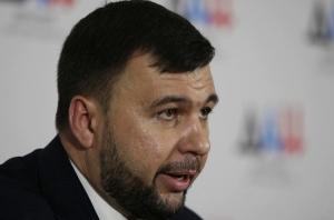 украина, выборы, донецк, днр, митинг, скандал, пушилин, соцсети