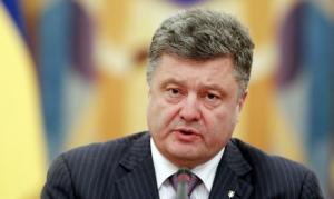 Порошенко Петр, Закон, юго-восток Украины