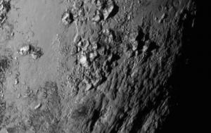 плутон, атмосфера, New Horizons