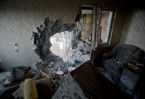 сводка, донецк, разрушения, ато, днр, восток украины
