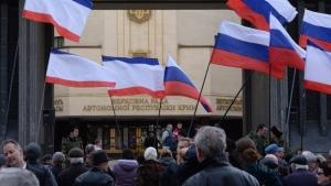 Россия, Крым, полуостров, выходной, референдум, общество