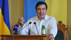 Василий Цыбенко, михаил саакашвили, грузия, украина, политика, петр порошенко