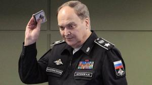 россия, сша, путин, антонов, скандал, посол, украина, агрессия, санкции
