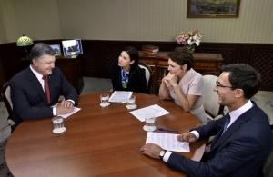 Порошенко, Украина, политика, общество, интервью, каналы, видео