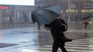 Украина, Погодные условия, Ветер, Шторм, Укргидрометцентр