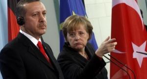 Меркель, Германия, Турция, Эрдоган, Берлин, Габриэль, Анкара, Политика, терроризм, Штойдтнер, экономика, ЕС, Евросоюз, отношения Турции и Германии, канцлер, президент Турции