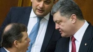 Украина, политика, порошенко, ляшко, кабмин, коалиция