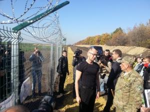 Стена, Украина, новости, политика, Яценюк, общество