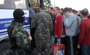 ДНР, Донбасс, АТО, Нацгвардия, Украина, обмен пленными, Донецк, Донецкая республика, Луганск, ЛНР