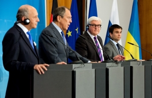 берлин, встреча, миды, переговоры, германия, евросоюз, украина, россия