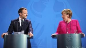 россия, политика, франция, макрон, меркель, путин, порошенко, украина