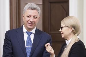 Украина, Опрос, Политика, Бойко, Тимошенко, Премьер, Кабмин.