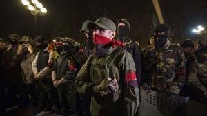 АТО, Донбасс, Правый сектор, Мариуполь, новости, ДНР, восток Украины, ВСУ, засада, ДУК