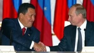 Путин, политика, колумбия, чавес, общество