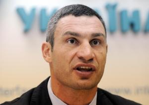 виталий кличко, киев, реформы в киеве, боксерские навыки, политика, Украина