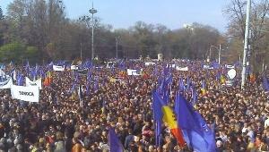 кишинев, митинг, молдавия, общество