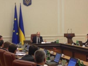 яценюк, кабинет министров, политика, общество, шахтеры