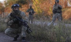 батальон азов, гранитное, бои, ато
