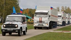 Франция, Украина, Донбасс, гуманитарная помощь, ситуация