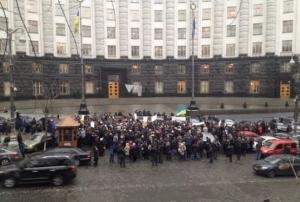 чернобыльская аэс, кабмин, киев, новости украины, общество, митинг, политика